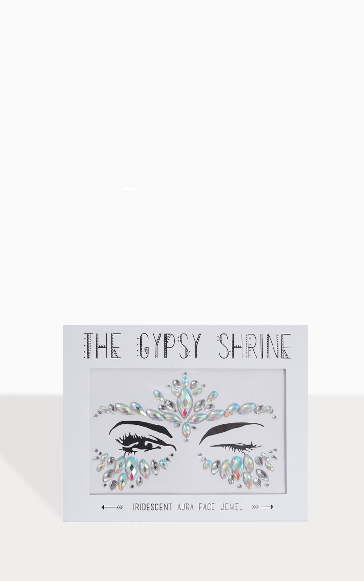 Bijou pour le visage Gypsy Shrine - Iridescent Aura