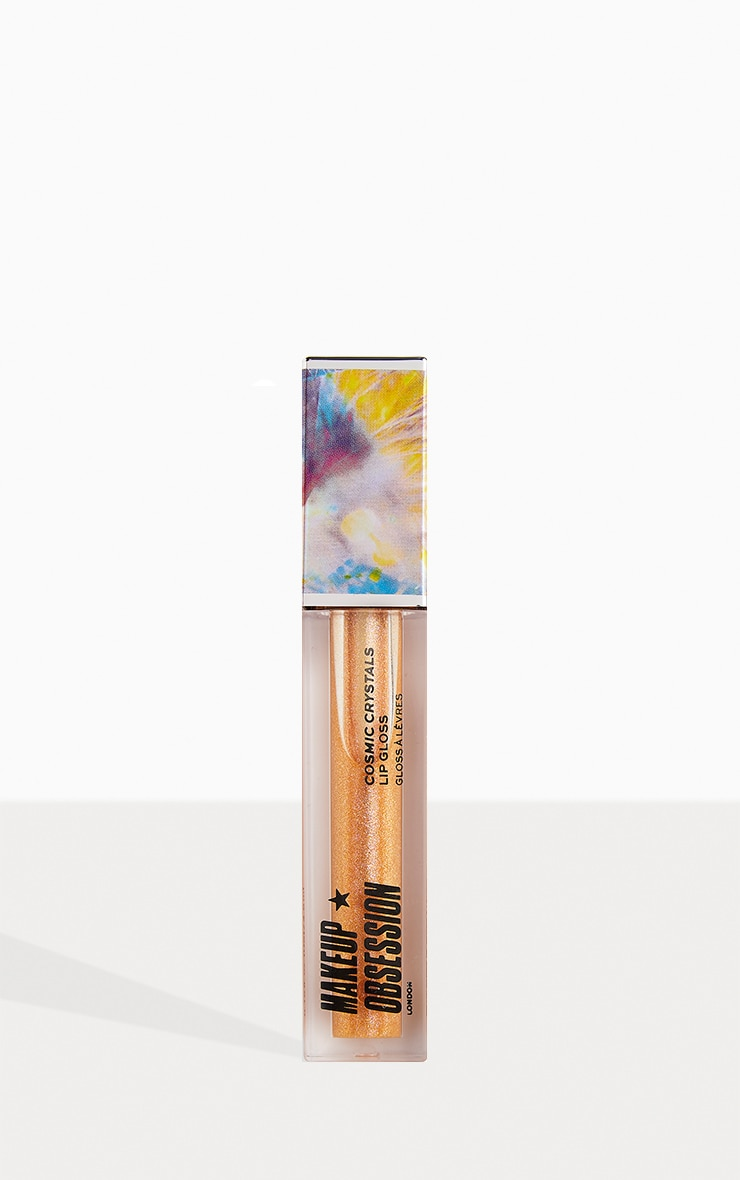 Makeup Obsession Cosmic Crystals Lip Topper Solar 2