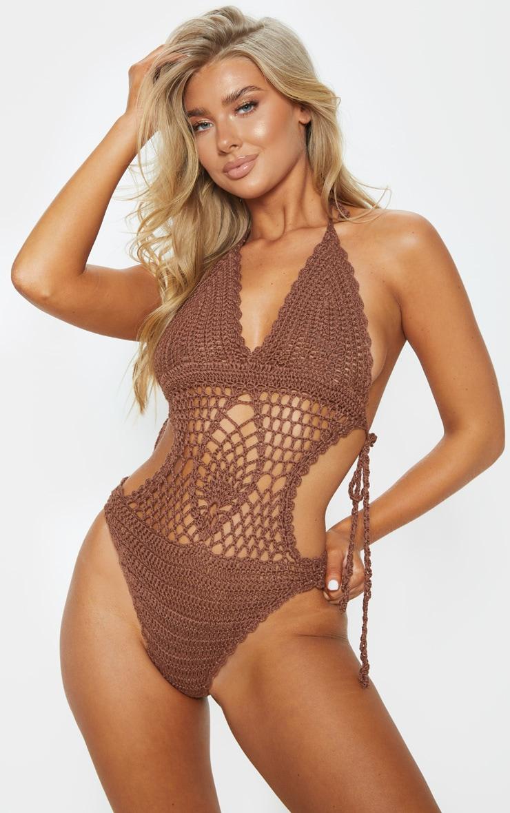 Chocolate Crochet Body 1