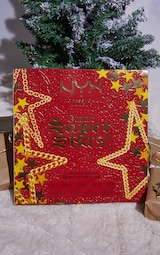 NYX Professional Makeup Gimme Super Stars! 24 Day Holiday Countdown Advent Calendar 2