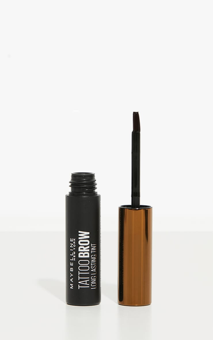 Maybelline Tattoo Brow Longlasting Gel Tint Light Brown 1