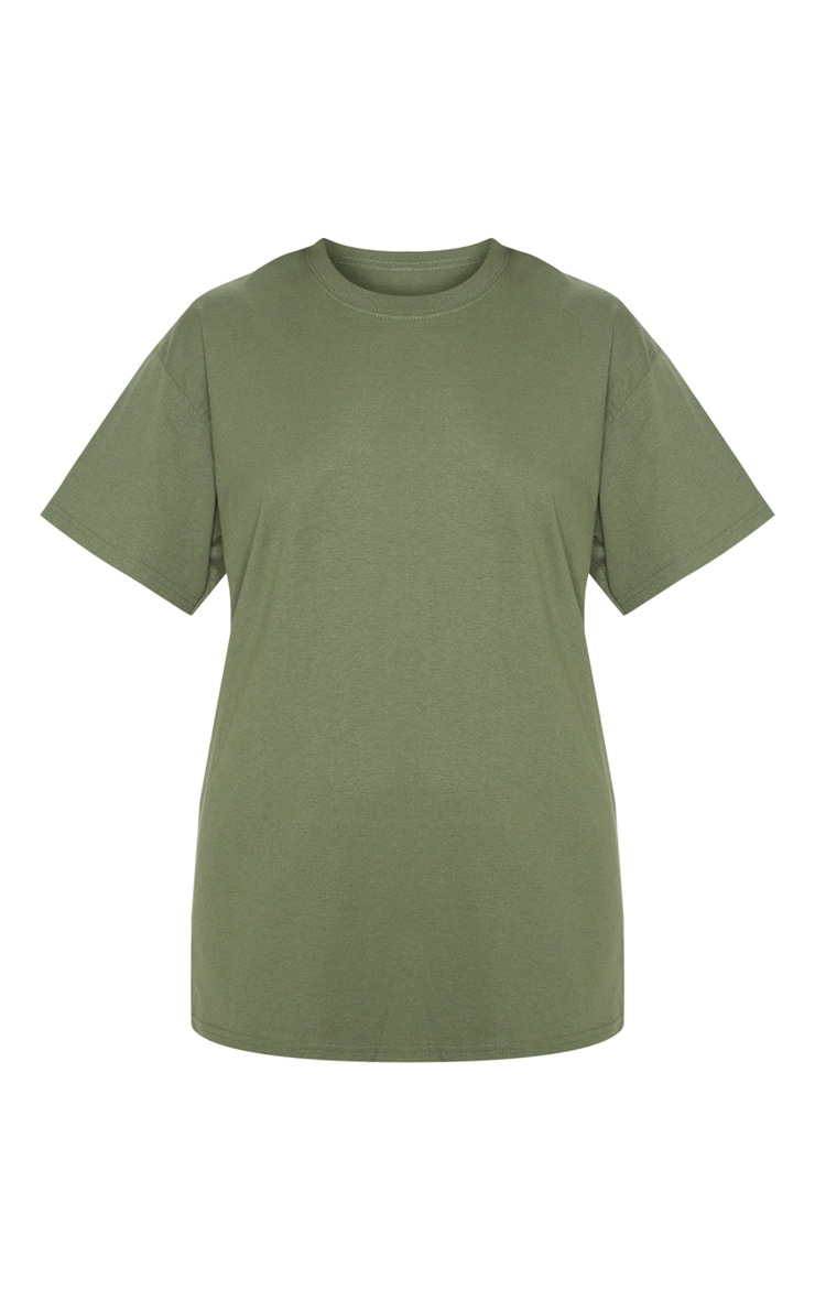 Ultimate Green Oversized T Shirt 3