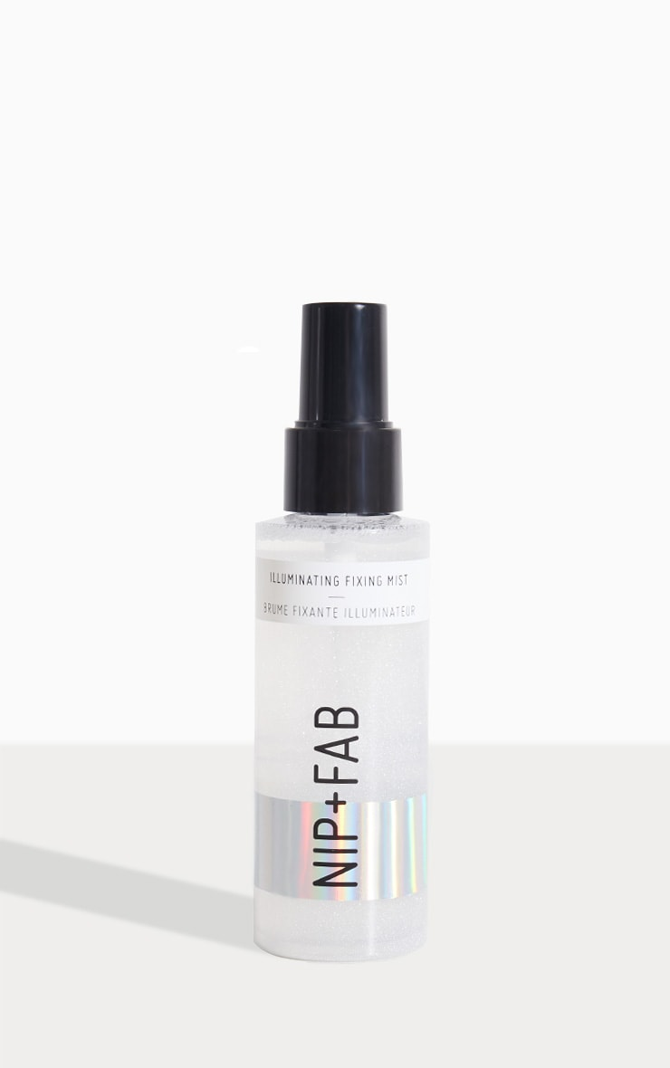 NIP&FAB Make Up Illuminating Fixing Mist 1