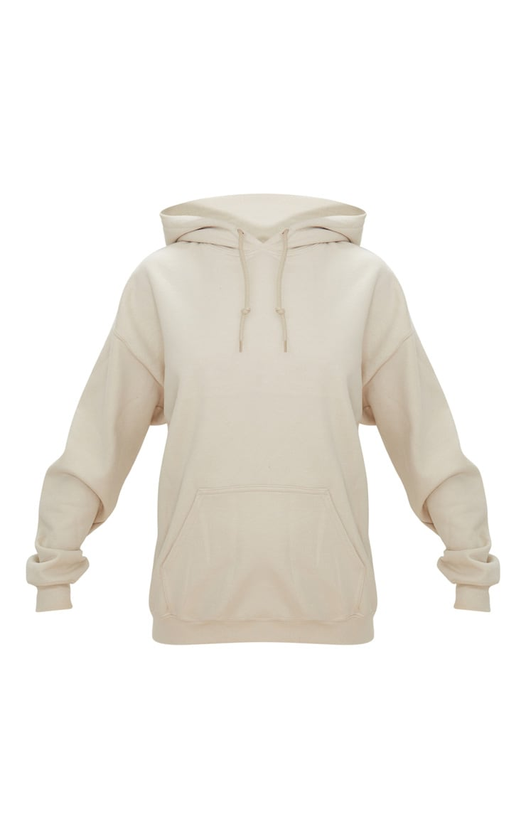 Sand Ultimate Oversized Hoodie 3