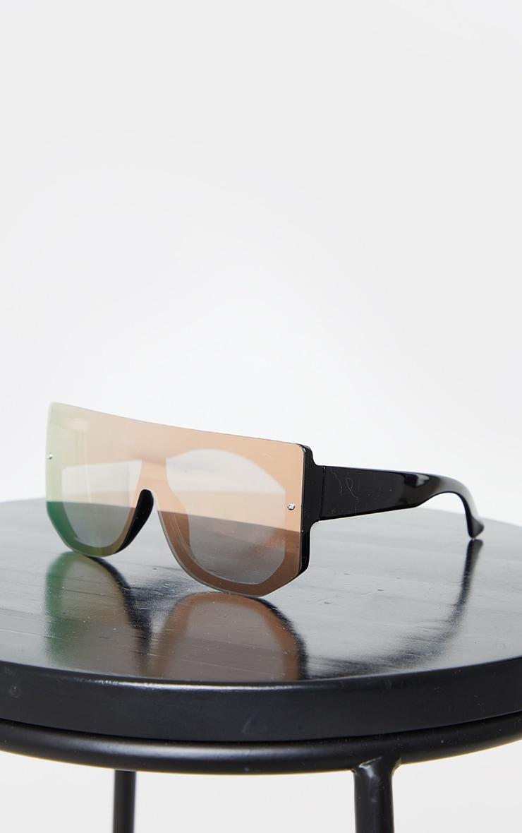 Rose Revo Oversized Back Frame Sunglasses 2