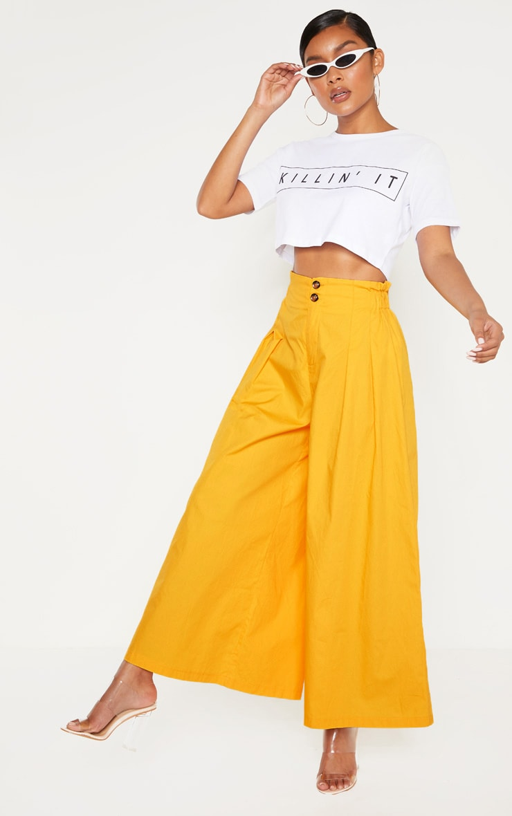 Mustard Extreme Culotte 1