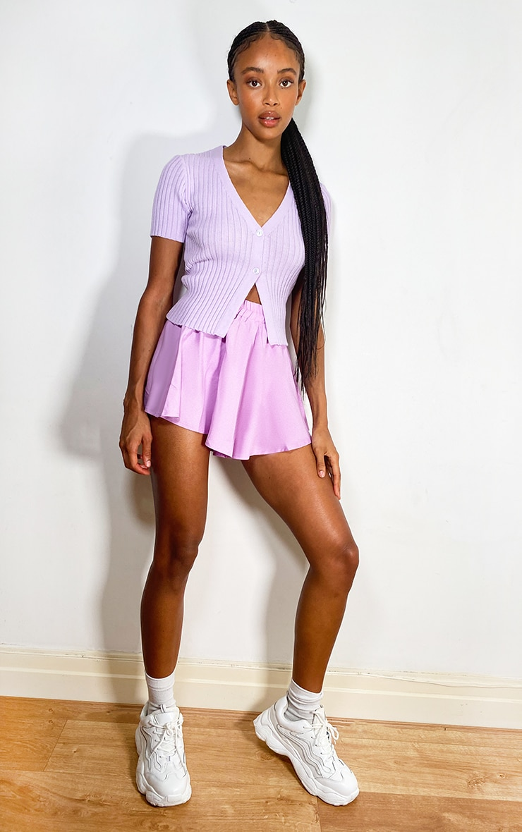 Lilac Floaty Short 4