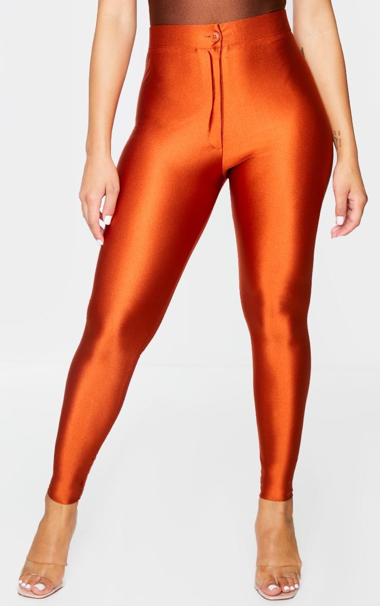Rust Disco Pants 2