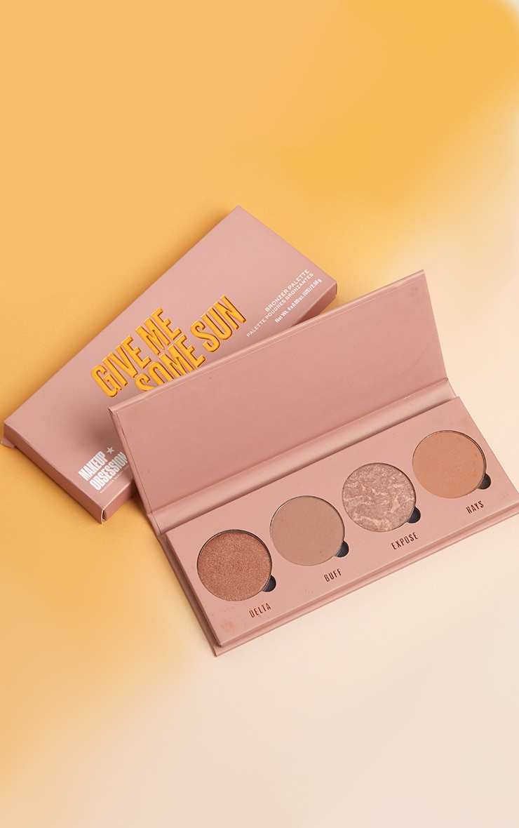 Makeup Obsession - Palette teint - Give Me Some Sun 1
