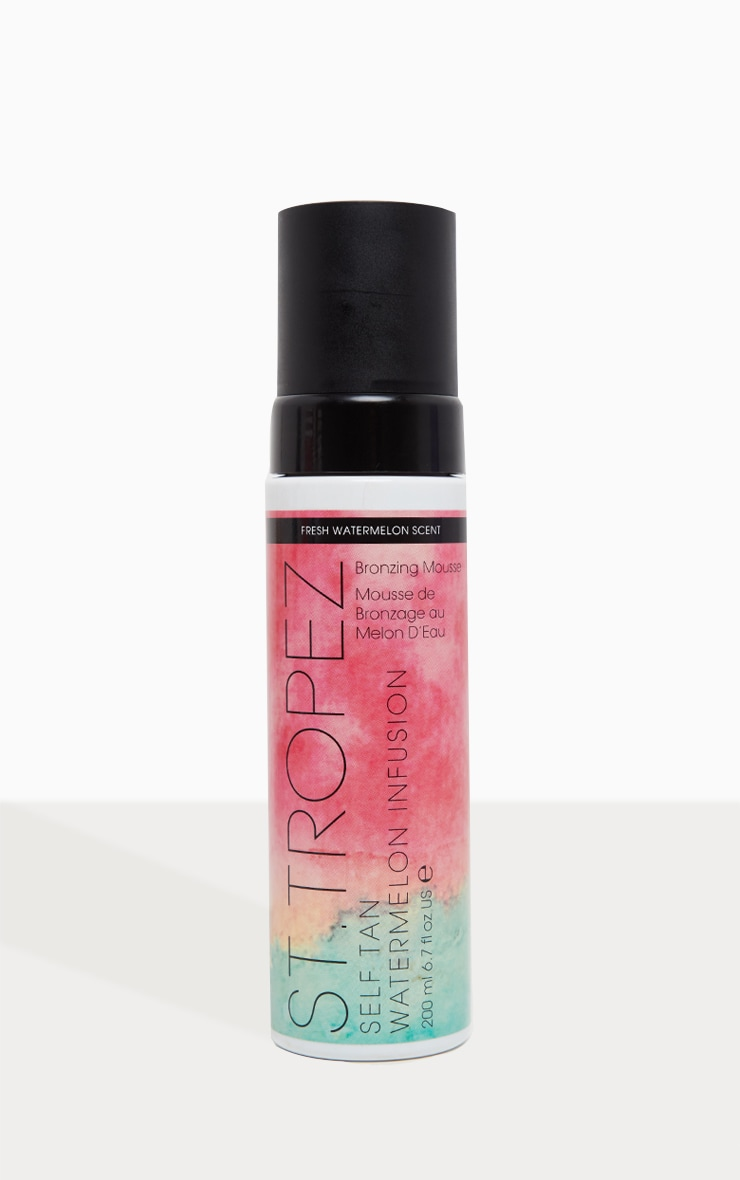 St. Tropez Self Tan Classic Watermelon Infusion Mousse 200ml 3