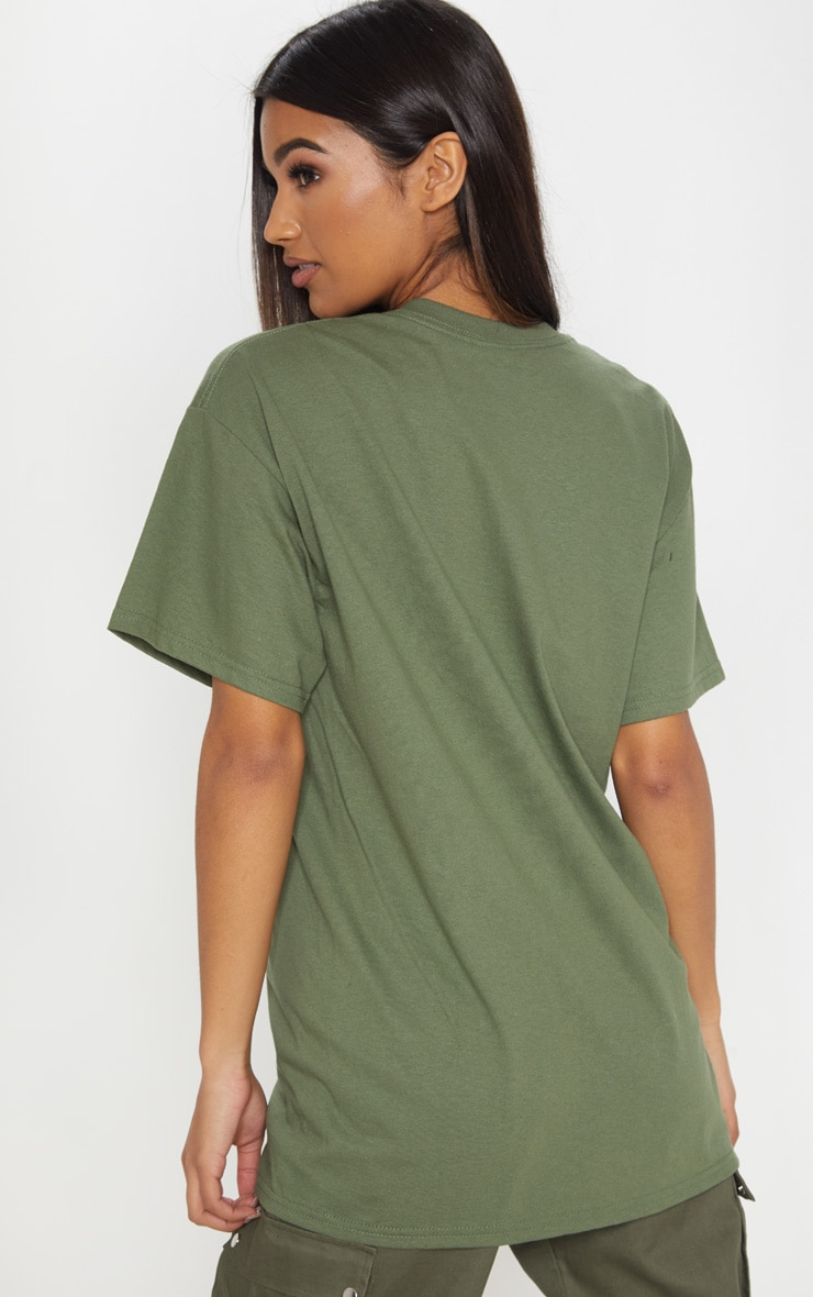 Ultimate Green Oversized T Shirt 2