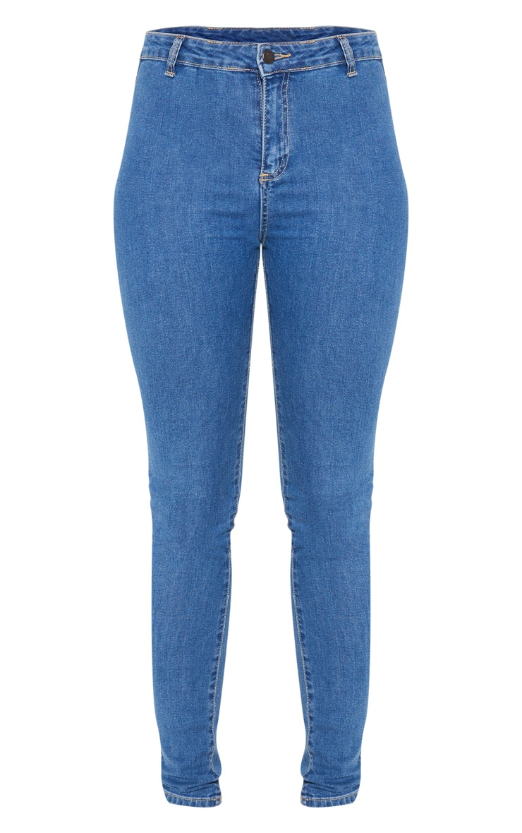 Tall - Jean skinny à délavage clair super stretch 3