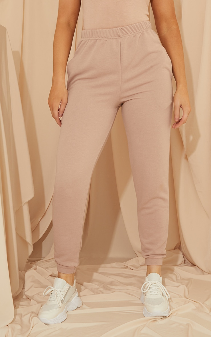 Casual Nude Joggers 2