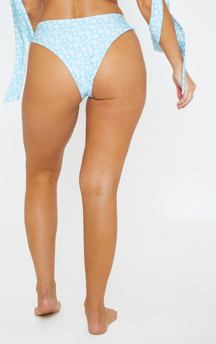 Ditsy Floral Mini Bikini Bottom 4