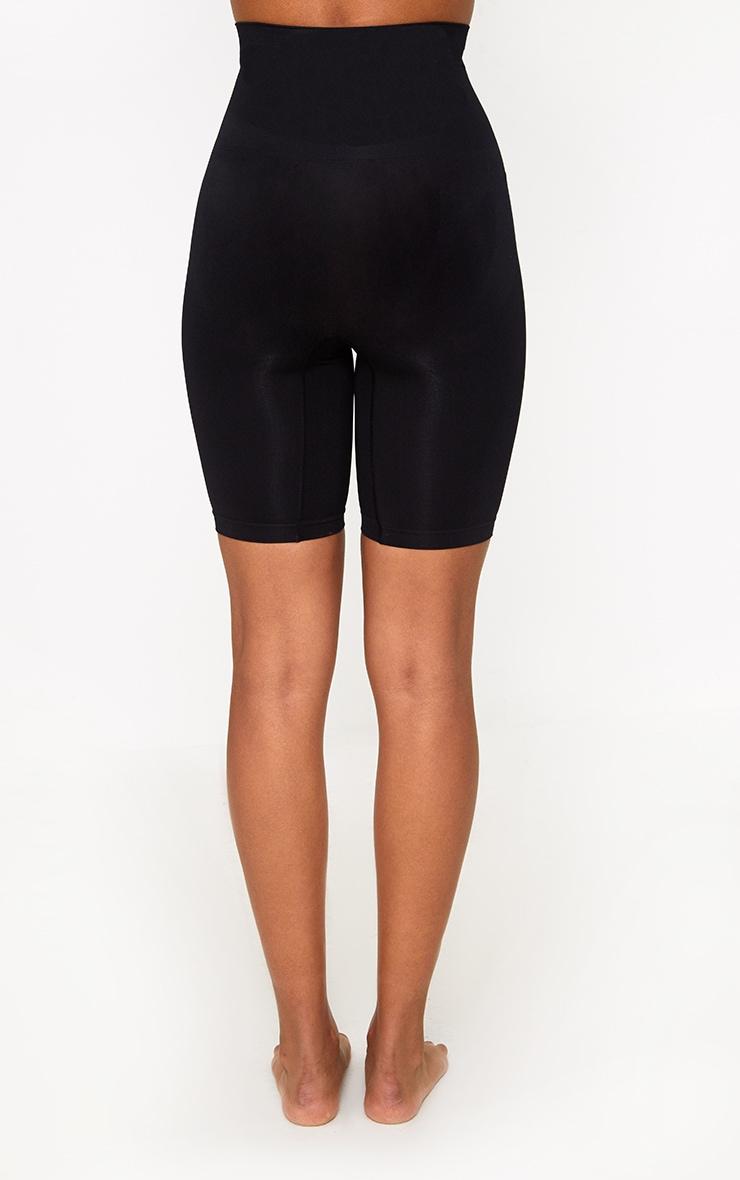 Black Bum Lift & Thigh Control Shapewear Briefs 3