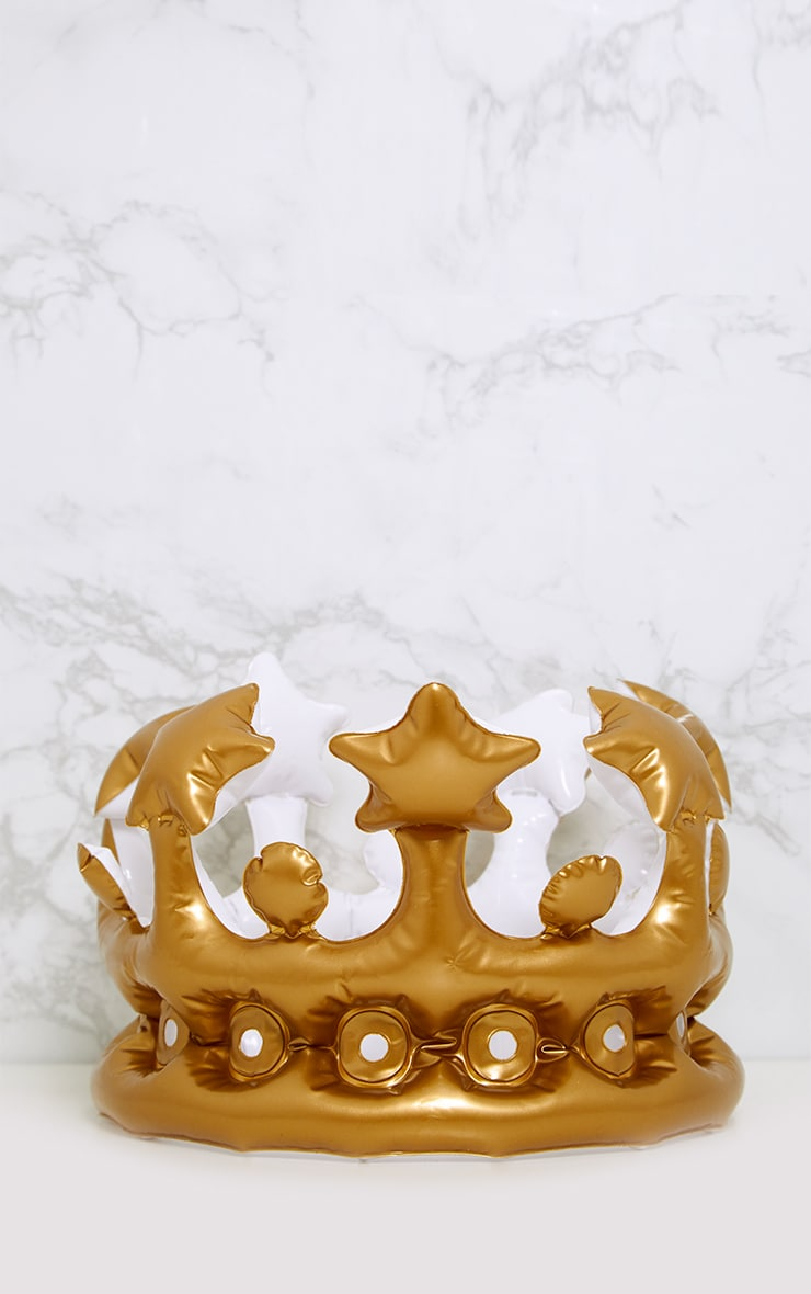 Inflatable Crown 3