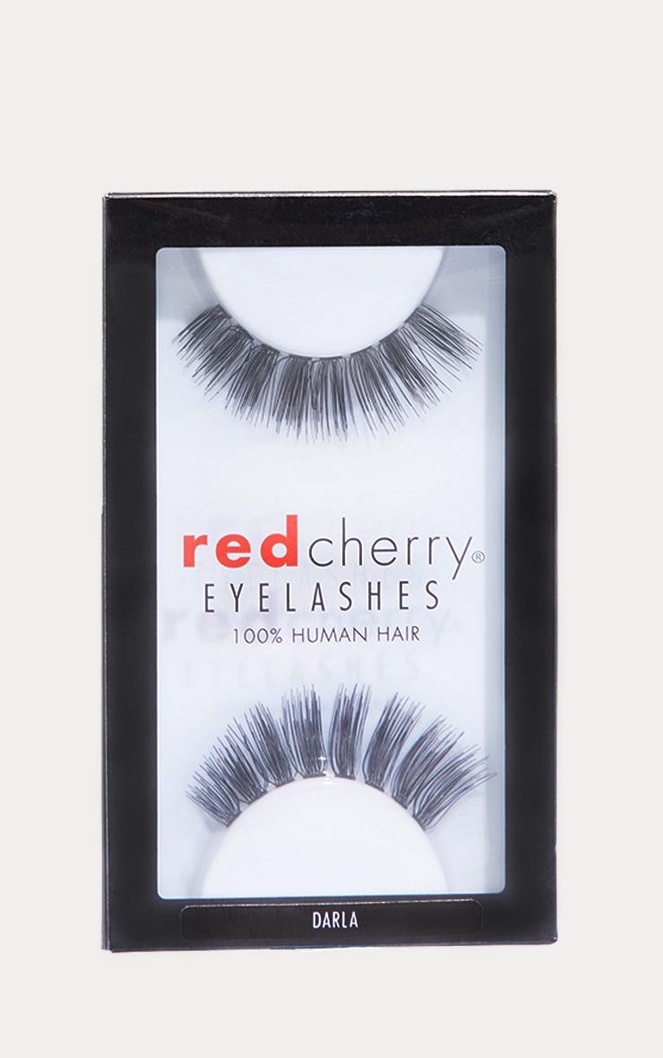 Red Cherry Eyelashes Darla