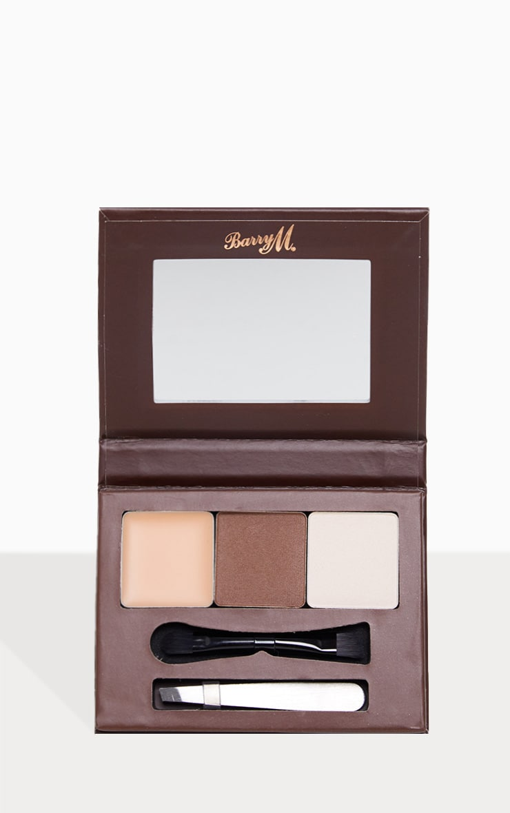 Barry M Brow Kit Light to Medium 3