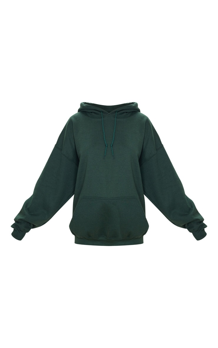 Forest Green Ultimate Oversized Hoodie 3