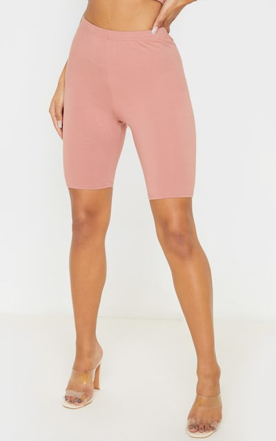 Dusty Rose Cycling Shorts