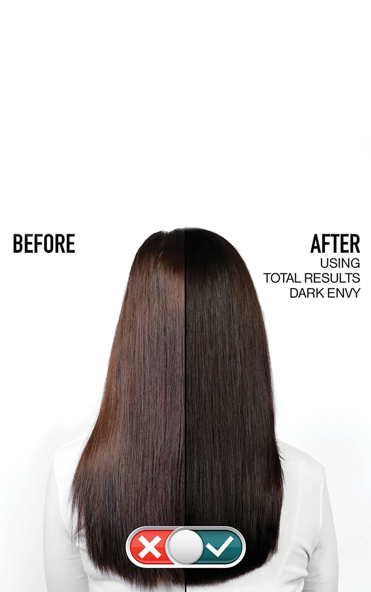 Matrix Total Results Dark Envy Neutralising Conditioner for Dark Brunette Hair 300ml 4