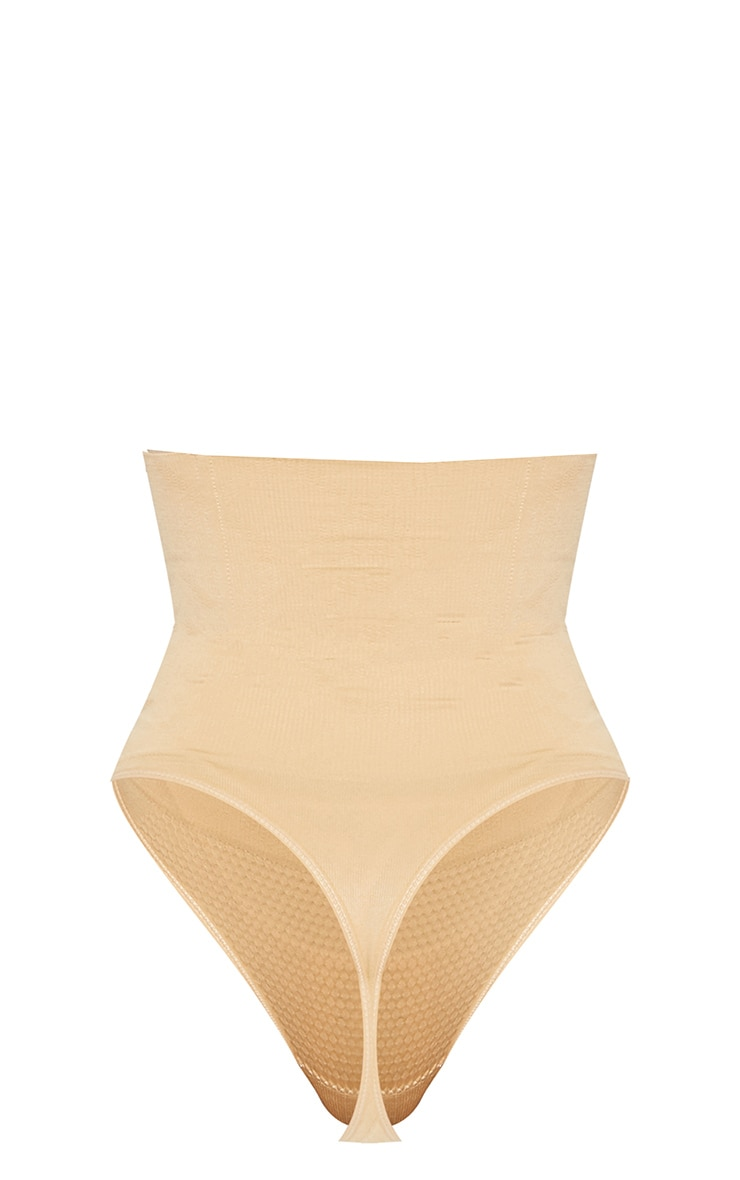 Nude Shapewear High Waist Control Thong 4