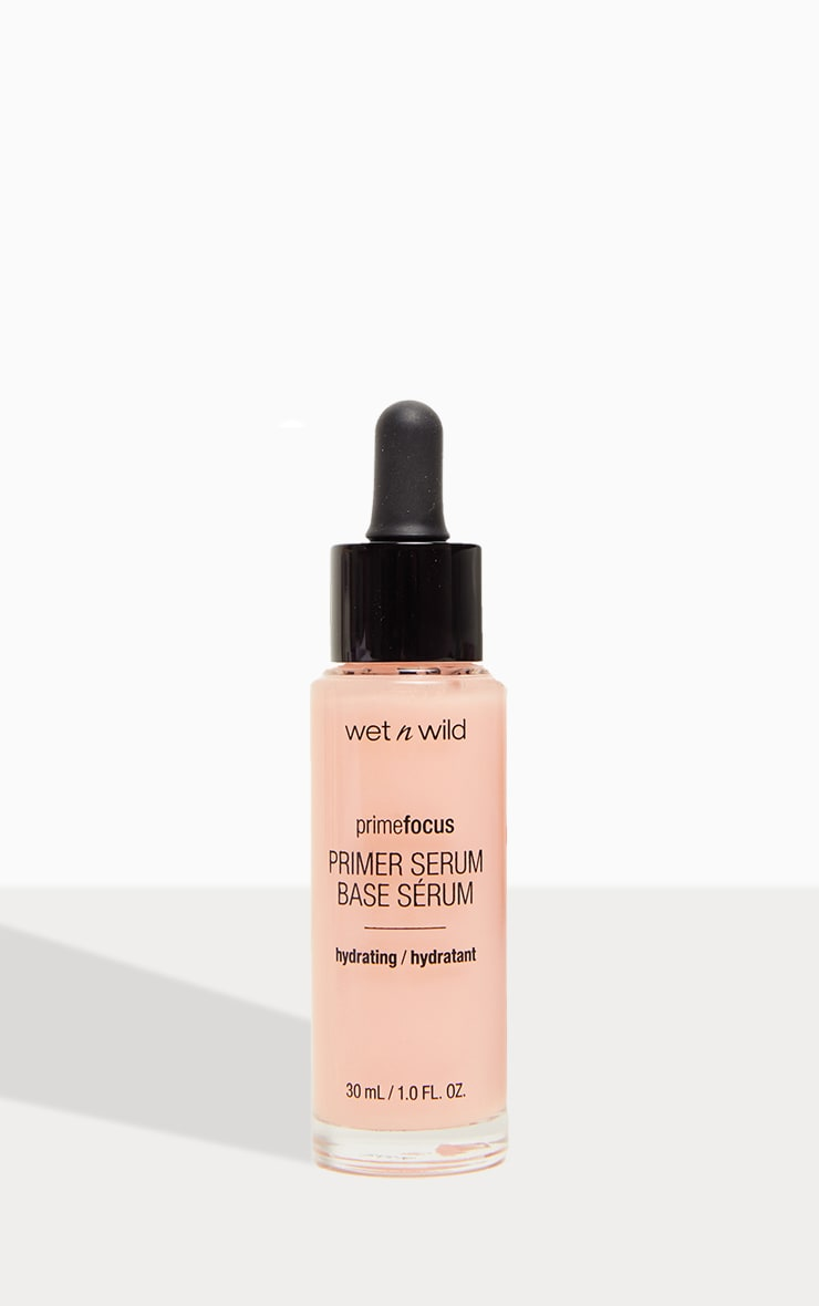 Wet n Wild Prime Focus Primer Serum 1