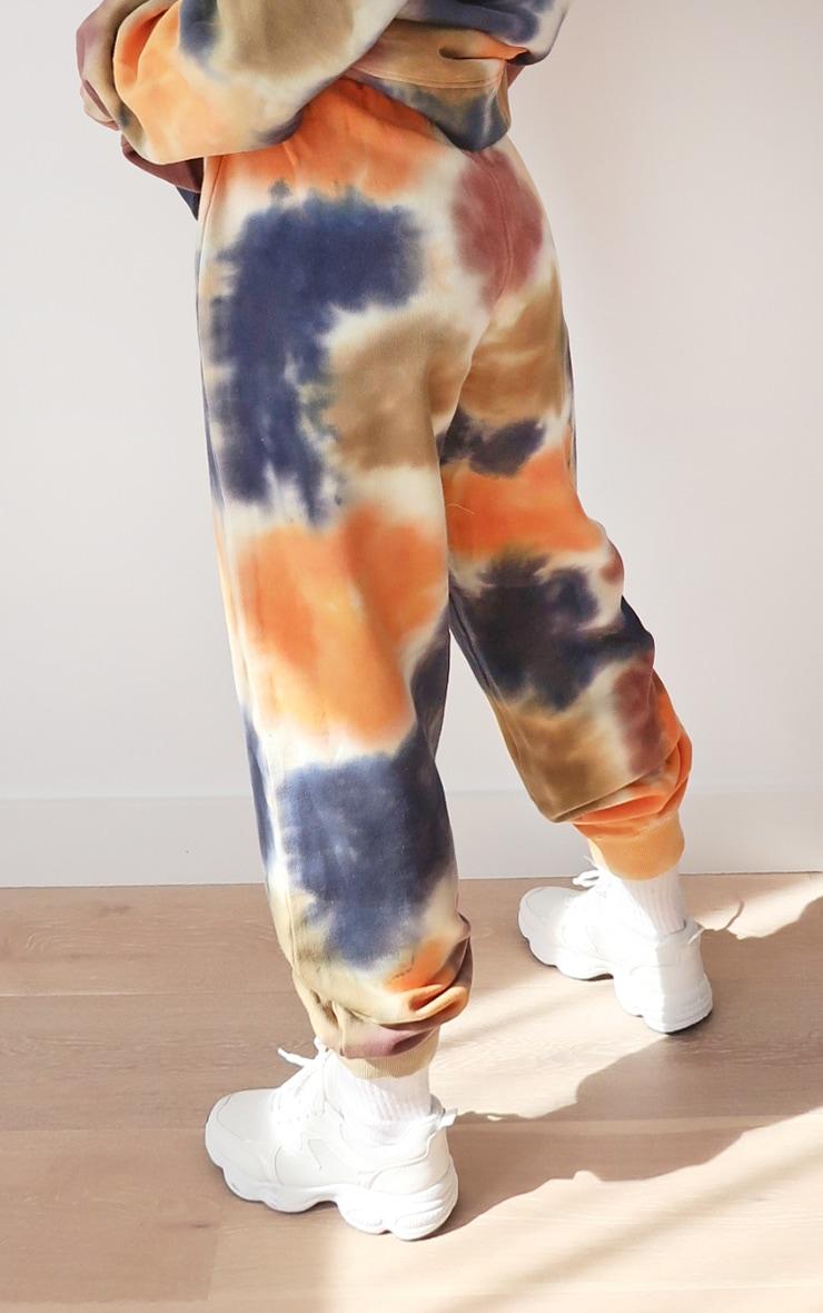 PRETTYLITTLETHING Multi Tie Dye Joggers 3