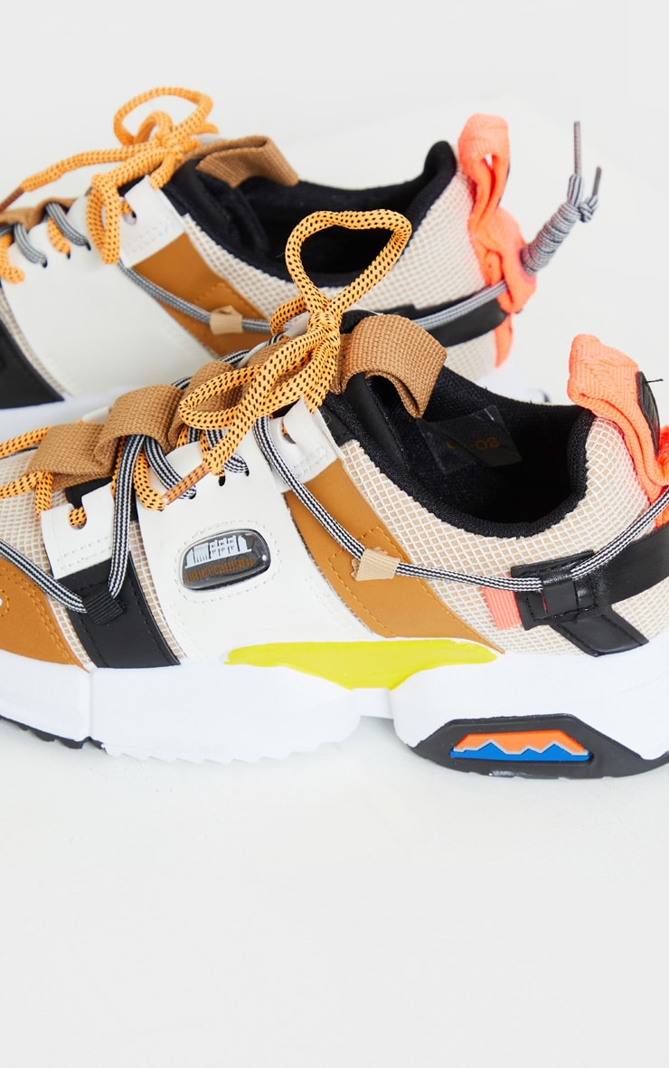 Multi Contrast Hiker Trainers 3
