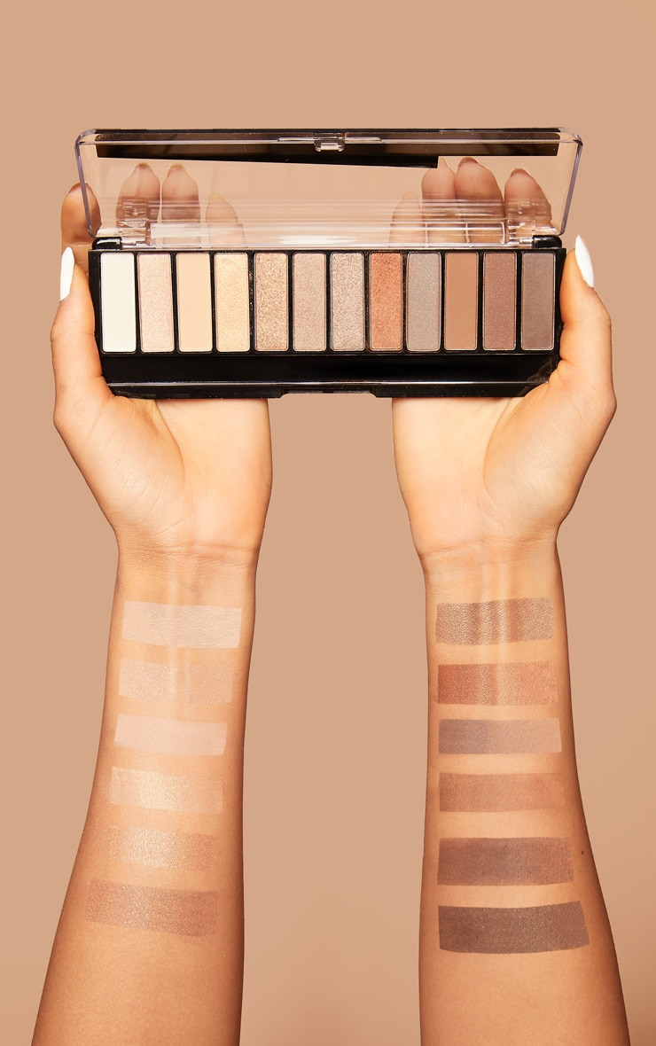 Rimmel Magnifeyes Eye Contouring Nude Edition Palette 7