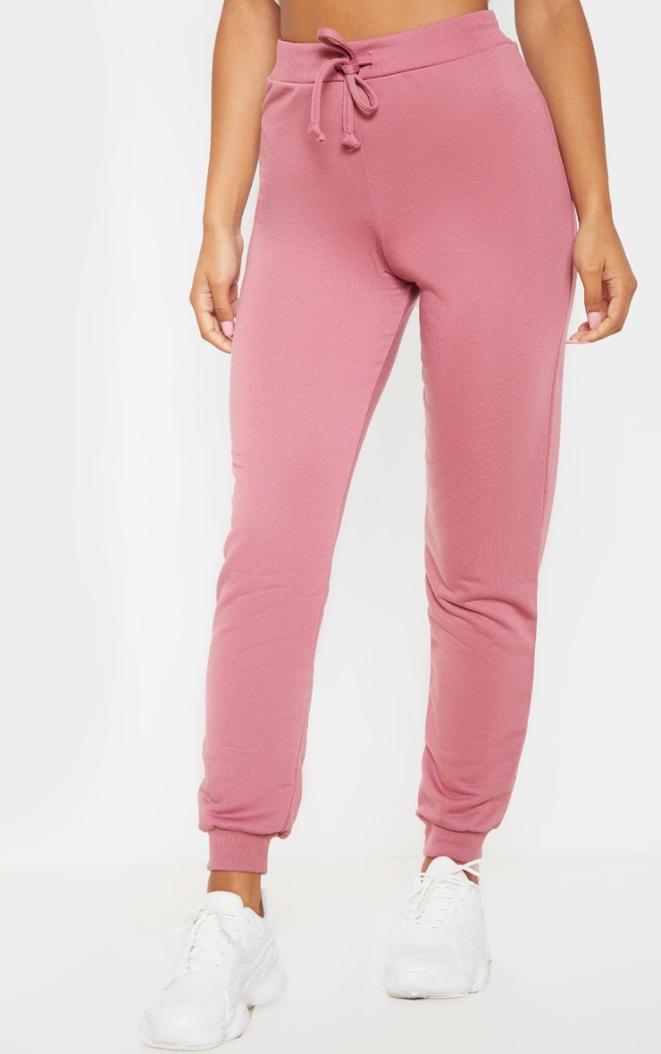 Dark Rose Ultimate Sweat Jogger 2