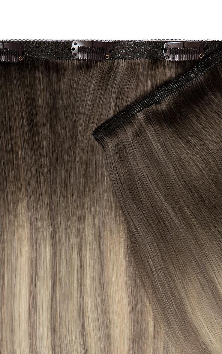 Beauty Works Double Hair Set Weft 18 Inch Scandinavian Blonde 50 Grams 3