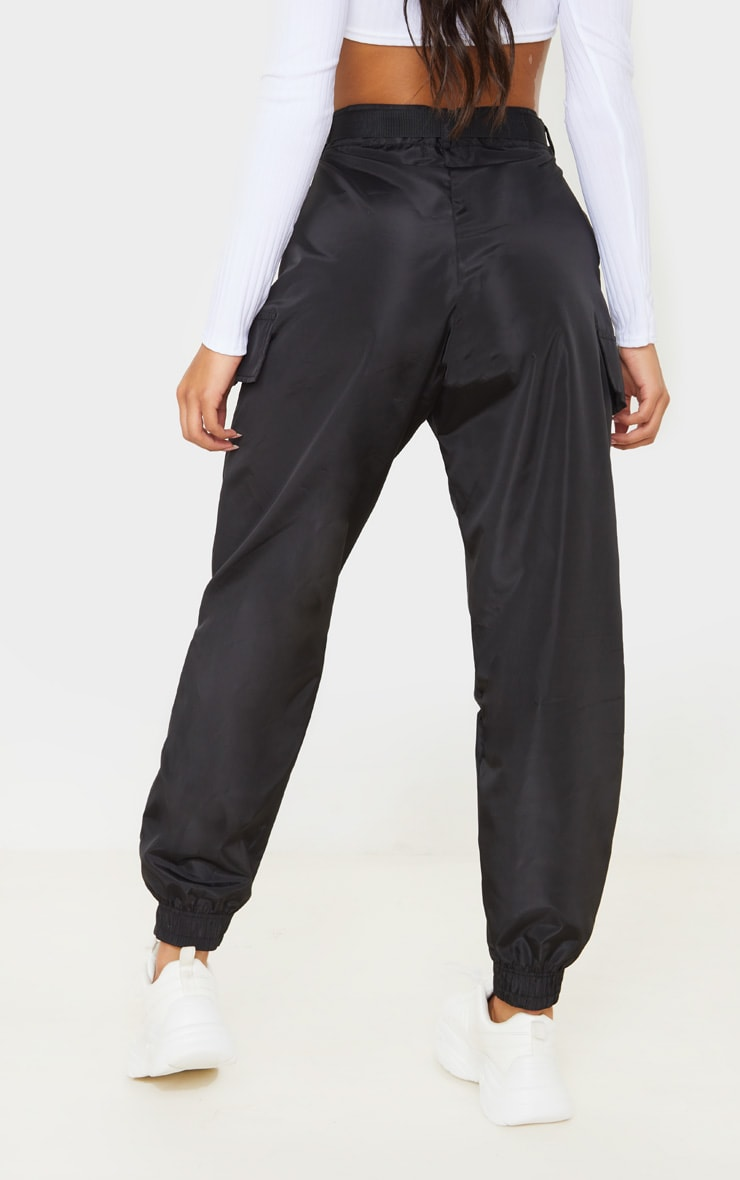 Black Shell Pocket Jogger 4