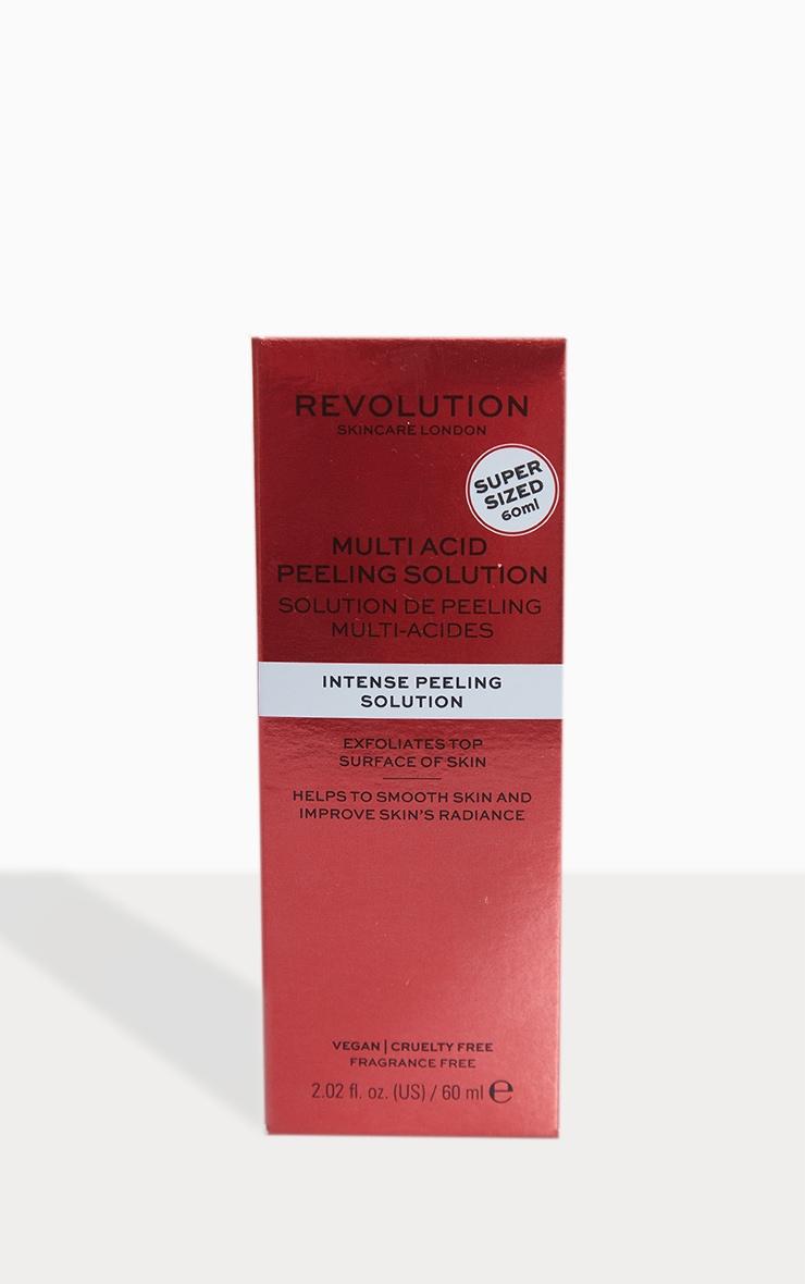 Revolution Skincare Multi Acid Peeling Solution SUPER SIZED 3