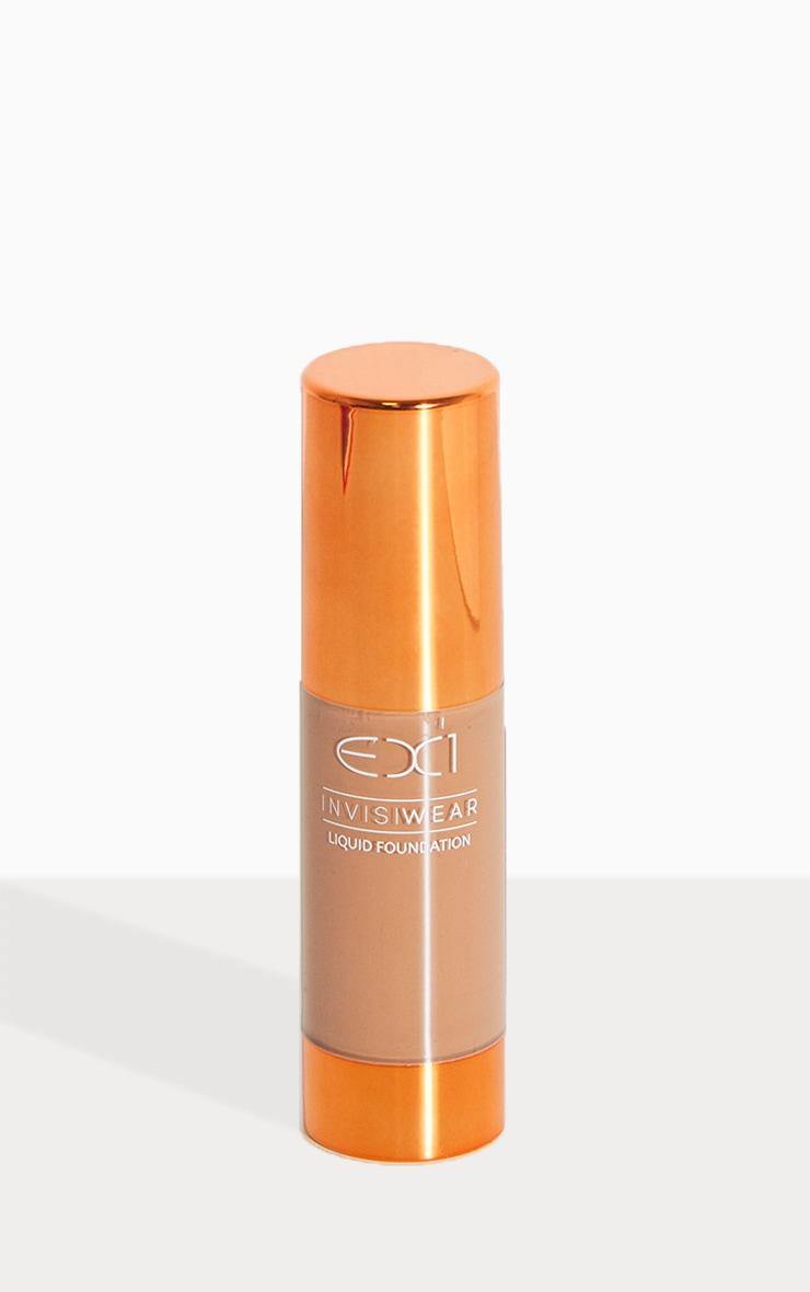 EX1 Cosmetics Invisiwear Liquid Foundation 13.0 1
