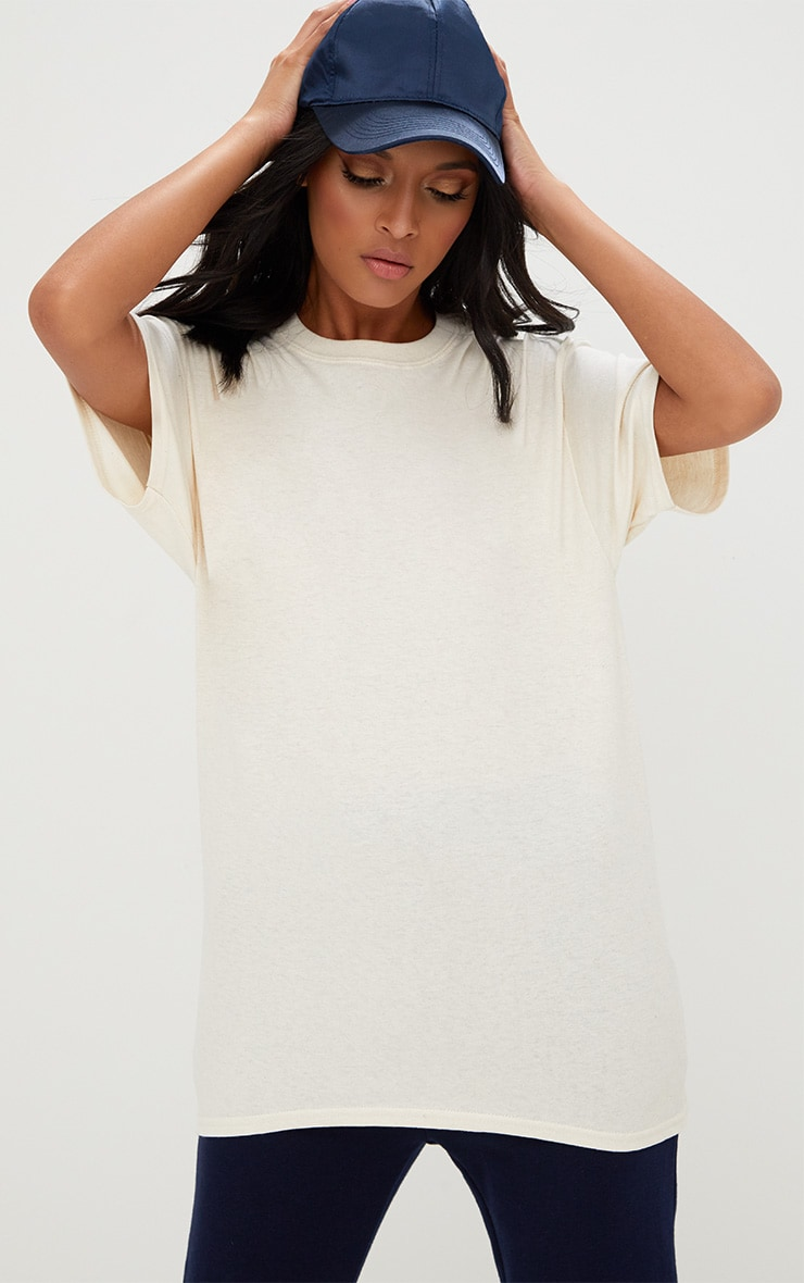 Ultimate Natural Oversized T Shirt 4