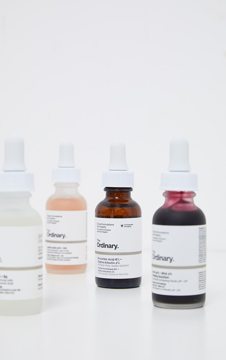 The Ordinary Ascorbic Acid 8% + Alpha Arbutin 2% 3