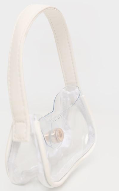 Clear Plastic Mini Grab Bag