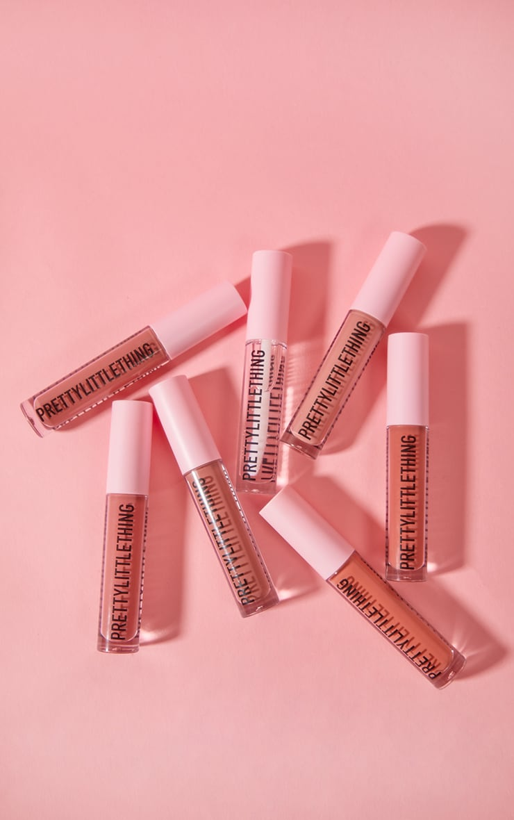 PRETTYLITTLETHING Lip Gloss Nude Allude 5