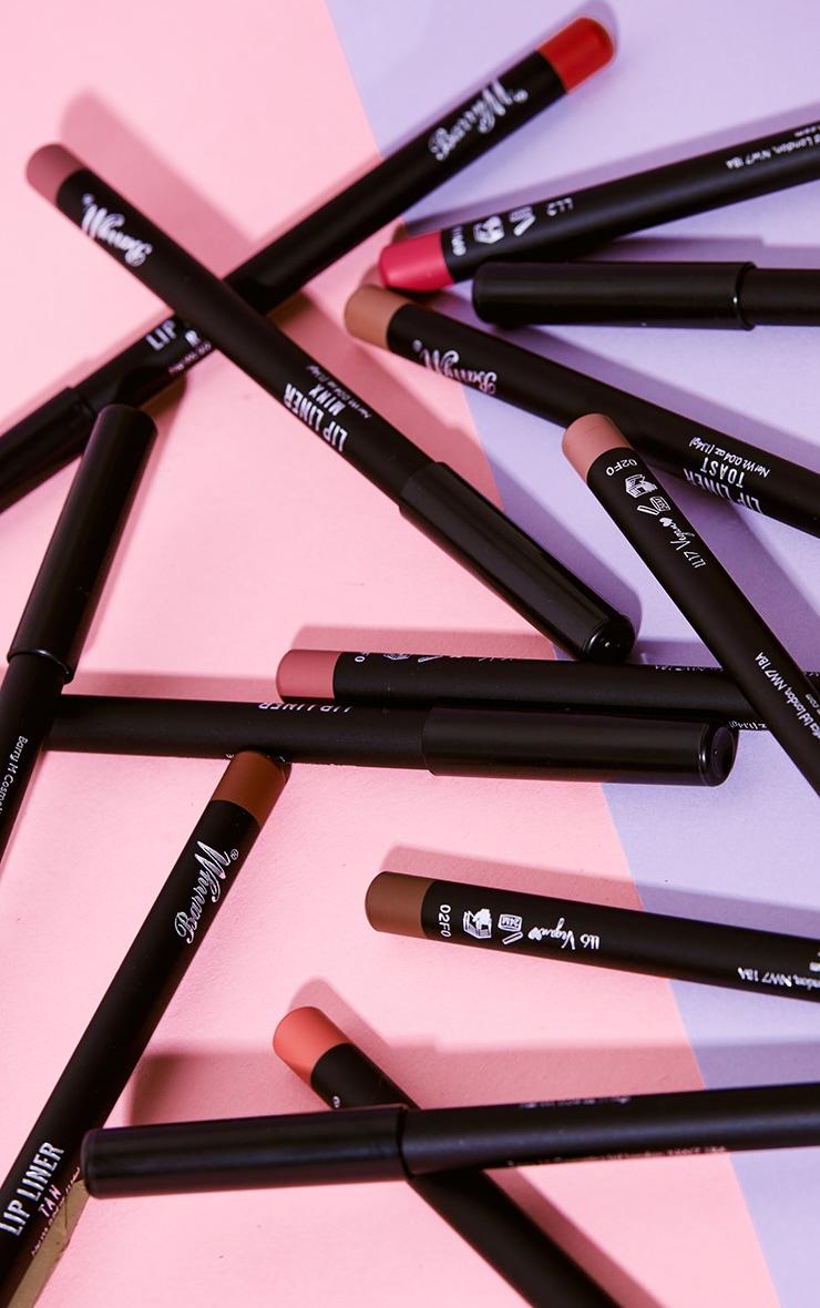 Barry M - Crayon à lèvres - Blush 4