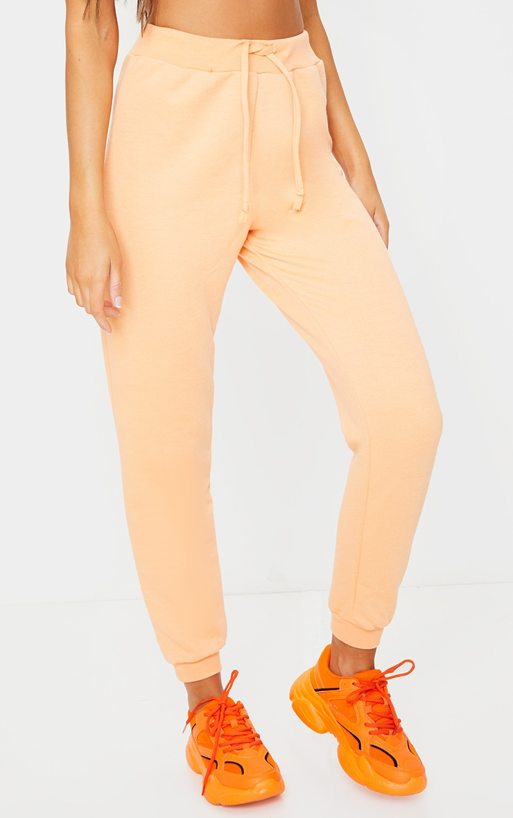 Peach Ultimate Sweat Track Pants 2