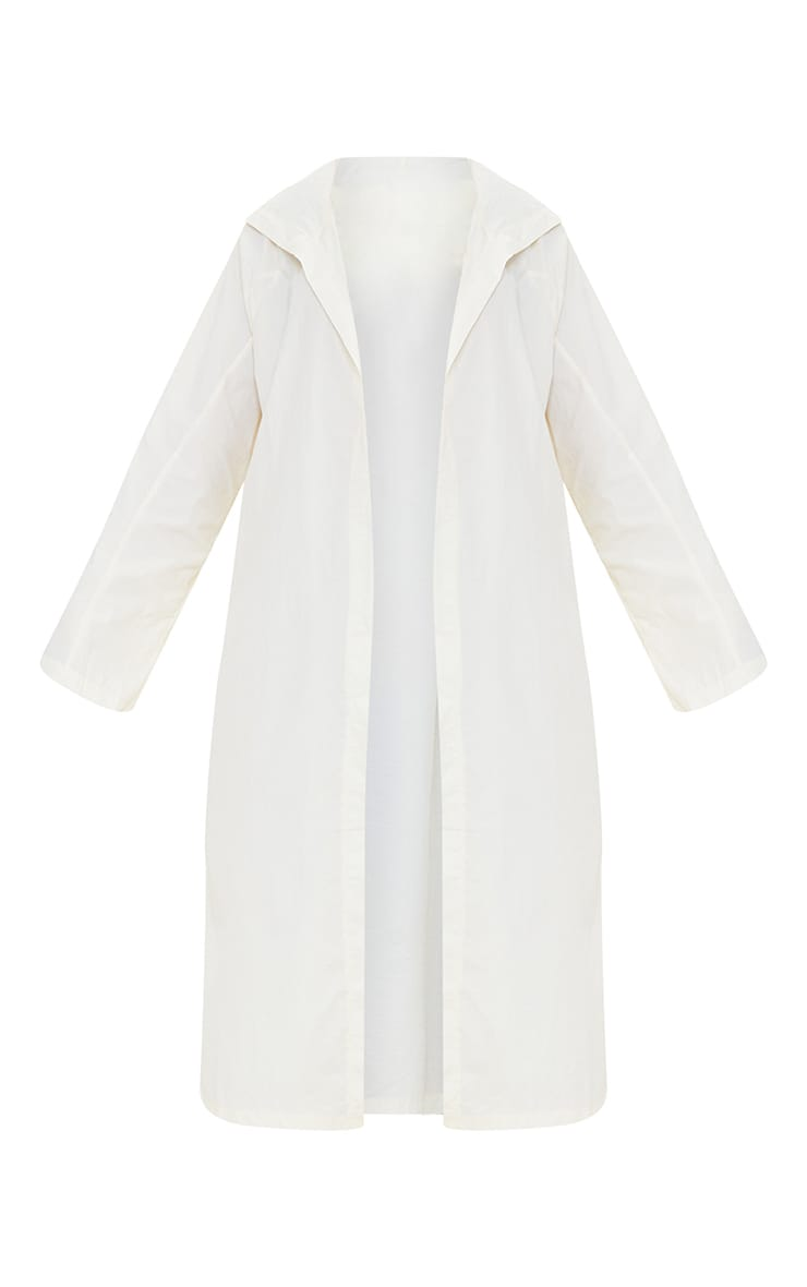 Stone Lightweight Hooded Jacket 5