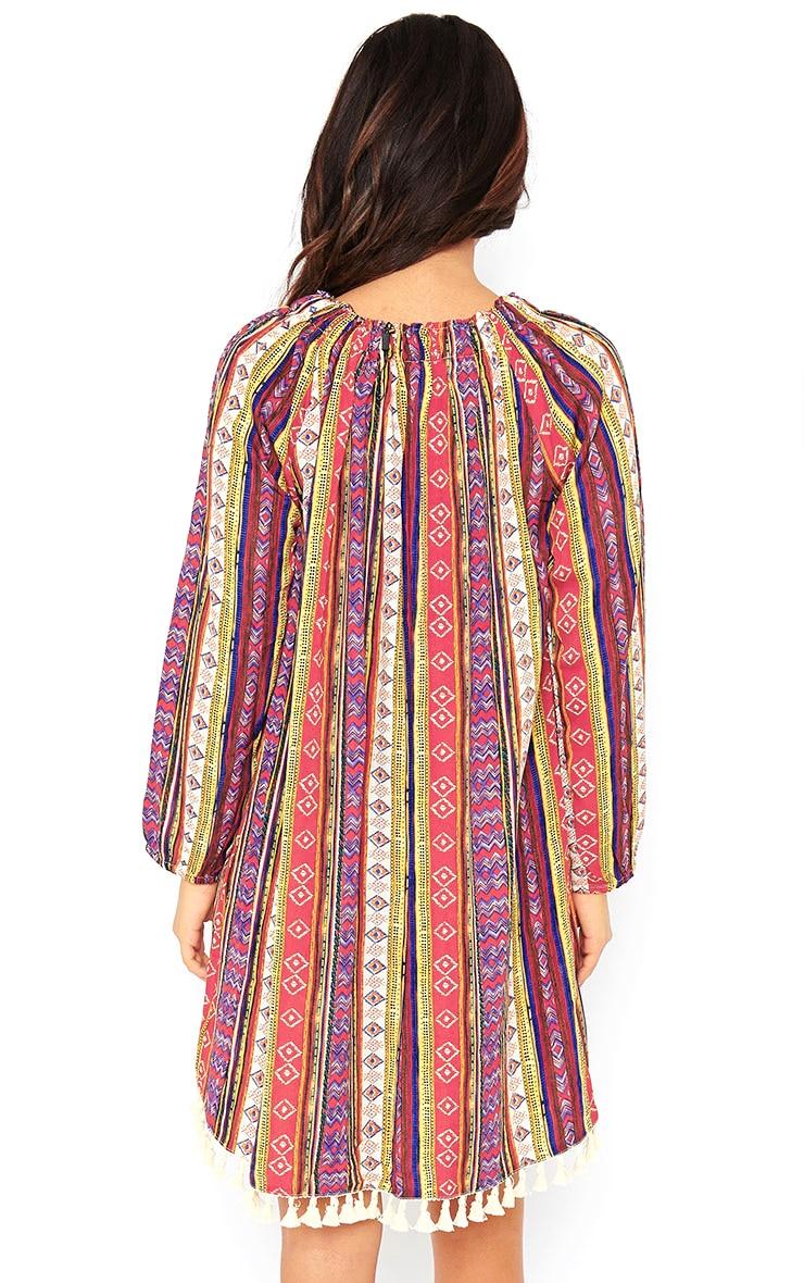 Sherrie Tribal Dress 2