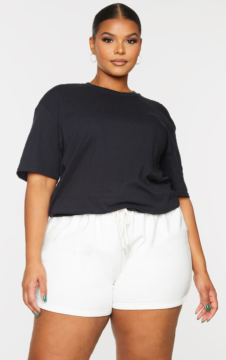 Plus Black Eternity T Shirt 2