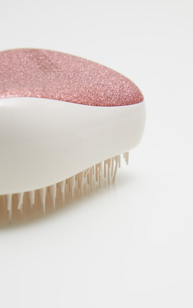 Tangle Teezer The Compact Rose Gold Glaze Styler Hairbrush 3