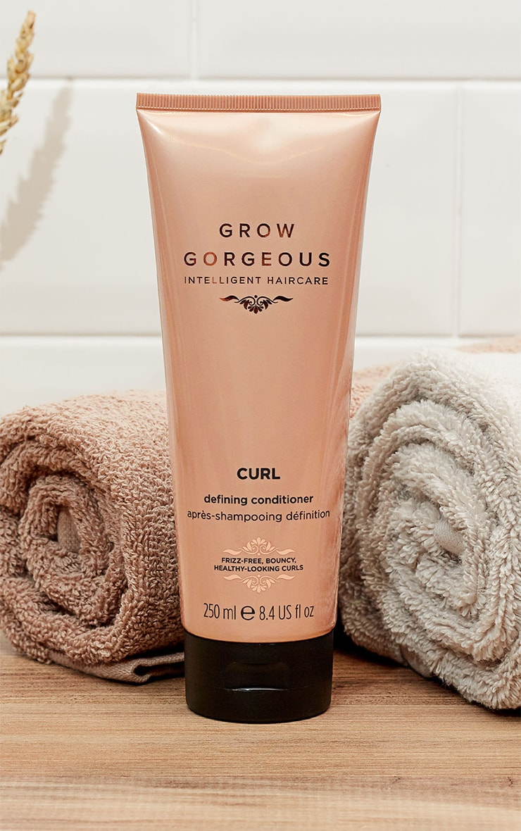 Grow Gorgeous Curl Defining Conditioner 250ml 1