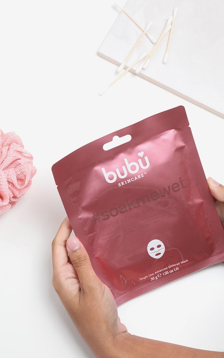 Bubu Skincare #soakmewet Moisturising Mask image 2
