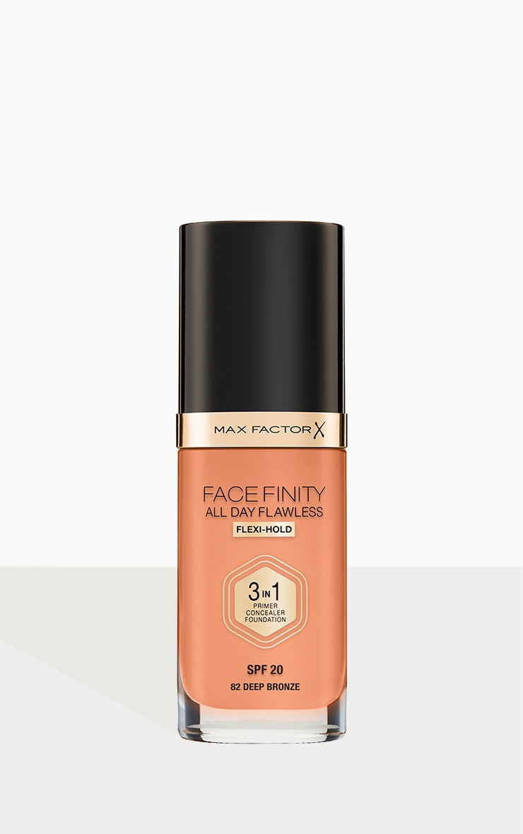 Max Factor Facefinity All Day Flawless Foundation Deep Bronze 1
