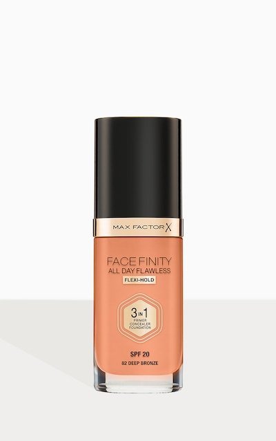 Max Factor Facefinity All Day Flawless Foundation Deep Bronze