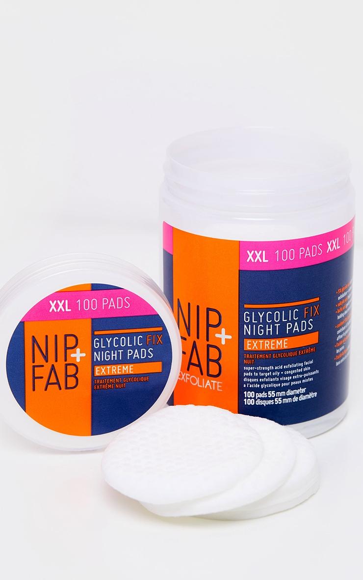 Nip + Fab Glycolic Fix Extreme XXL Pads 1